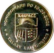 4 Talary Karkonoskie I edition - Karpacz – obverse