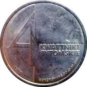 4 Kwartniki bytomskie 2008 (1) - Rynek - Bytom – obverse