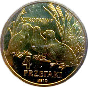 4 Przetaki - Powiat Biłgorajski Biłgoraj – obverse