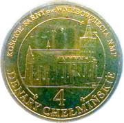 4 Denary Chełmińskie - Chełmno – obverse