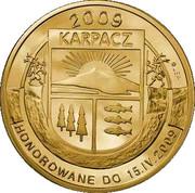4 Talary Karkonoskie (II edition) - Karpacz – reverse