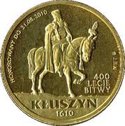 4 Dukaty Bitewne - Kłuszyn - Bojar – reverse