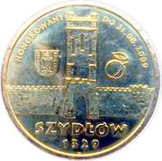 4 Władysławy 2009 - Szydłów – reverse