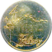 4 Lubany - Lubań – obverse