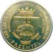 4 Półgrosze przemyskie 2009 - Przemyśl – reverse