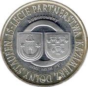 7 Eurokazimierzy - Kazimierz Dolny – reverse