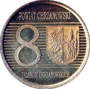 8 Talarów Chrzanowskich - Powiat Chrzanowski (Alwernia) – reverse