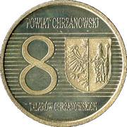 8 Talarów Chrzanowskich - Powiat Chrzanowski (Trzebinia/Młoszowa) (Type 2) – reverse