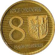 8 Talarów Chrzanowskich - Powiat Chrzanowski (Trzebinia/Młoszowa) (Type 1) – reverse