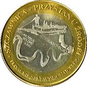 10 Dutków Szczawnickich - Szczawnica - Przystań U Źródeł – obverse