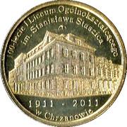 100 Talarów Chrzanowskich - Powiat Chrzanowski (Chrzanów) (Type 2) – obverse