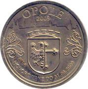 4 Denary  Opole – reverse