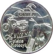 Token - Kultowe Polskie Motocykle (OSA) – reverse
