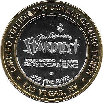 Stardust casino coins limited edition casino dortmund pokerturniere