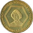 Powrót M. Kopernika do Torunia – reverse