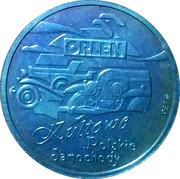 Token - Kultowe Polskie Samochody (Syrena) – reverse