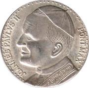 Token - Ioannes Paulus II (Jasna Góra 600 years) – obverse