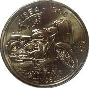 Token - Kultowe Polskie Motocykle (WFM M06) – obverse