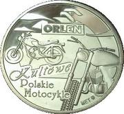 Token - Kultowe Polskie Motocykle (Junak) – reverse