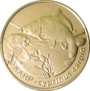 10 złotych rybek - KARP – obverse