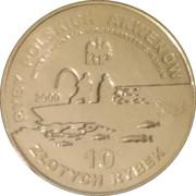 10 złotych rybek - KARP – reverse