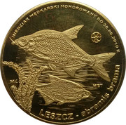 10 złotych rybek - LESZCZ – obverse