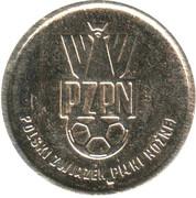 Token - PZPN (Waldoch Obronca) – reverse