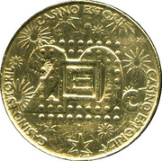 20 Escudos - Casino Estoril – obverse