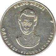 Token - Antuérpia 1920 (Esgrima) – reverse