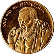 Token - San Pio da Pietrelcina – obverse
