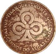 25 Escudos - Casino de Monte Gordo (Algarve) – obverse