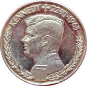 Ducat (Aureus Magnus series) - Kennedy commemoration – obverse