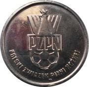 Token - PZPN (Michał Żewłakow Obrońca) – reverse