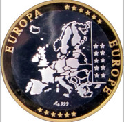 Token - Europe (San-Marino; 50 Lire) – reverse