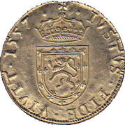Replica - Mary Queen of Scots – obverse