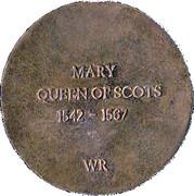 Replica - Mary Queen of Scots – reverse