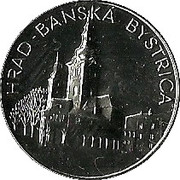 Token - Hrad Banská Bystrica – obverse