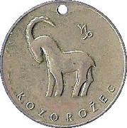 Kozorožec - Zverokruh (Zodiac) – obverse