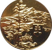 Token - Eagle – obverse