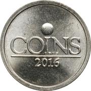 Token - International Conference Coins 2016 – obverse