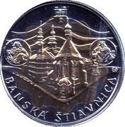 Kremnica Mint Token 2013 - Banská Stiavnica – obverse