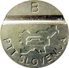 Telephone Token - PTT B (PBS) – reverse
