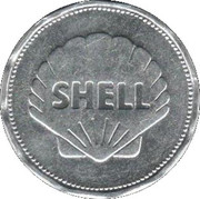 Shell Token - Man In Flight (Heinkel HE178 1939) – reverse