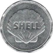 Shell Token - Man In Flight (Sputnik 1 1957) – reverse