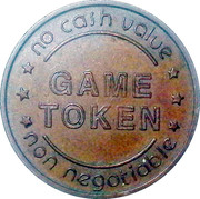 Game Token - The Magic Company – reverse
