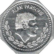 BP Token - Past South African Sport Stars (Alan Parsons) – obverse