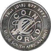 Token - Coin World 2011 – obverse