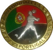 Token - Football World Cup 2010 (Portugal) – obverse