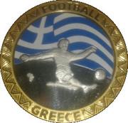 Token - Football World Cup 2010 (Greece) – obverse