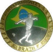 Token - Football World Cup 2010 (Brazil) – obverse